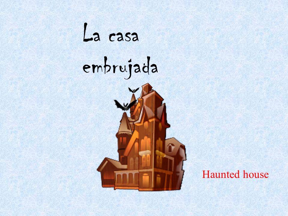 La casa embrujada Haunted house