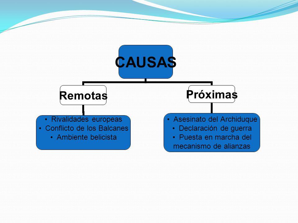 CAUSAS DESARROLLO CONSECUENCIAS ROBERTO COLLADO GÓMEZ