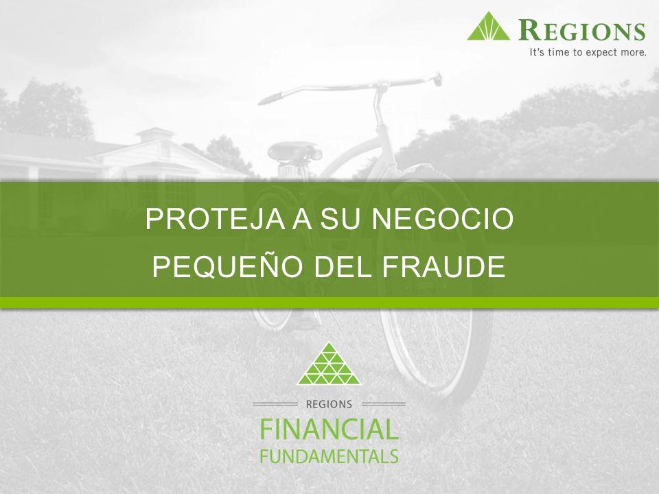 PROTEJA A SU NEGOCIO PEQUEÑO DEL FRAUDE