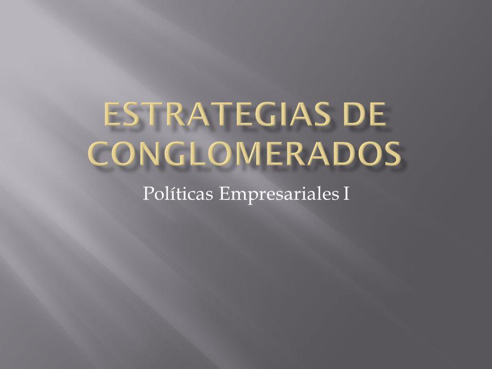 Políticas Empresariales I