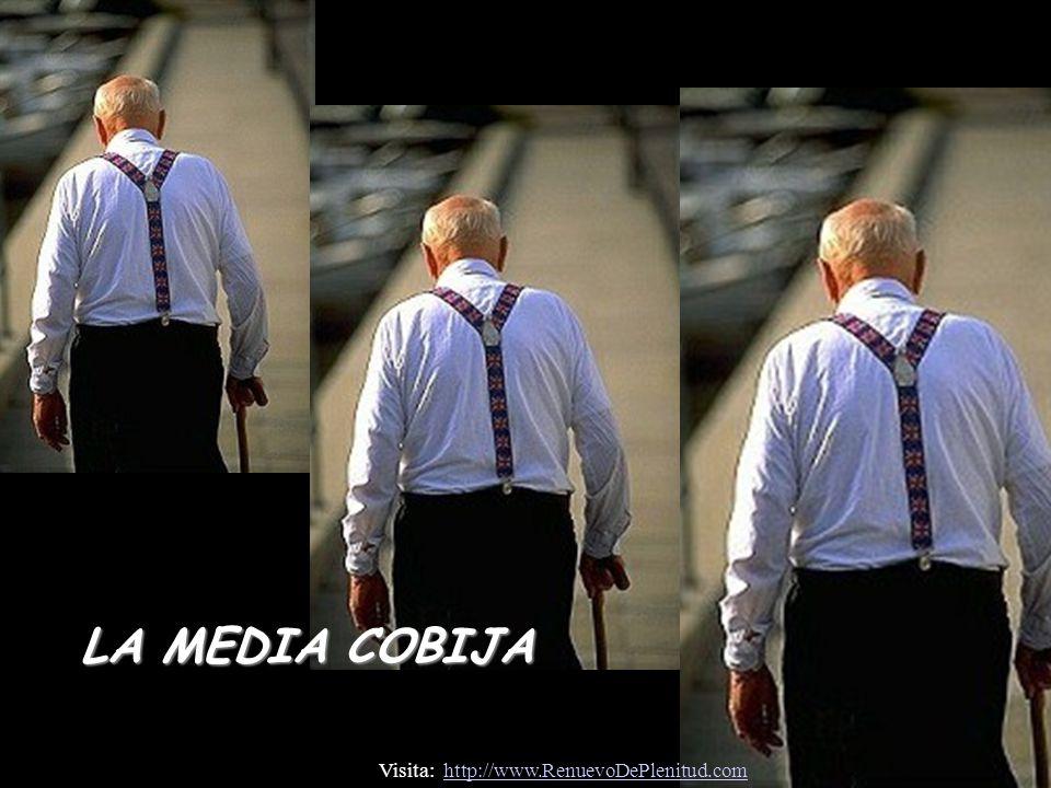 LA MEDIA COBIJA Visita: http://www.RenuevoDePlenitud.comhttp://www.RenuevoDePlenitud.com
