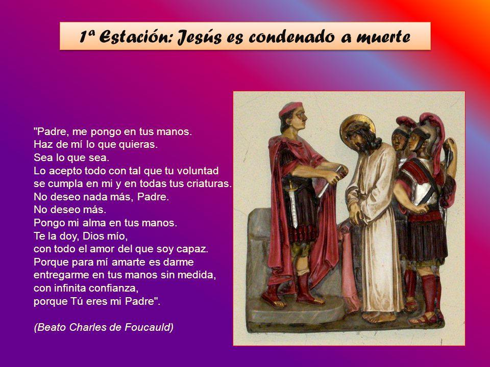 Vía Crucis para la primera semana de Cuaresma Escrito por Ecclesia Digital Vía Crucis para la primera semana de Cuaresma Escrito por Ecclesia Digital © APolo