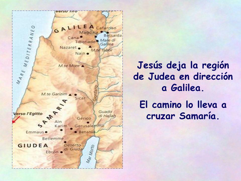 «Jesús le dice: Dame de beber » (Jn 4,7)
