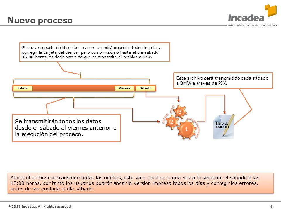 4 © 2011 incadea.