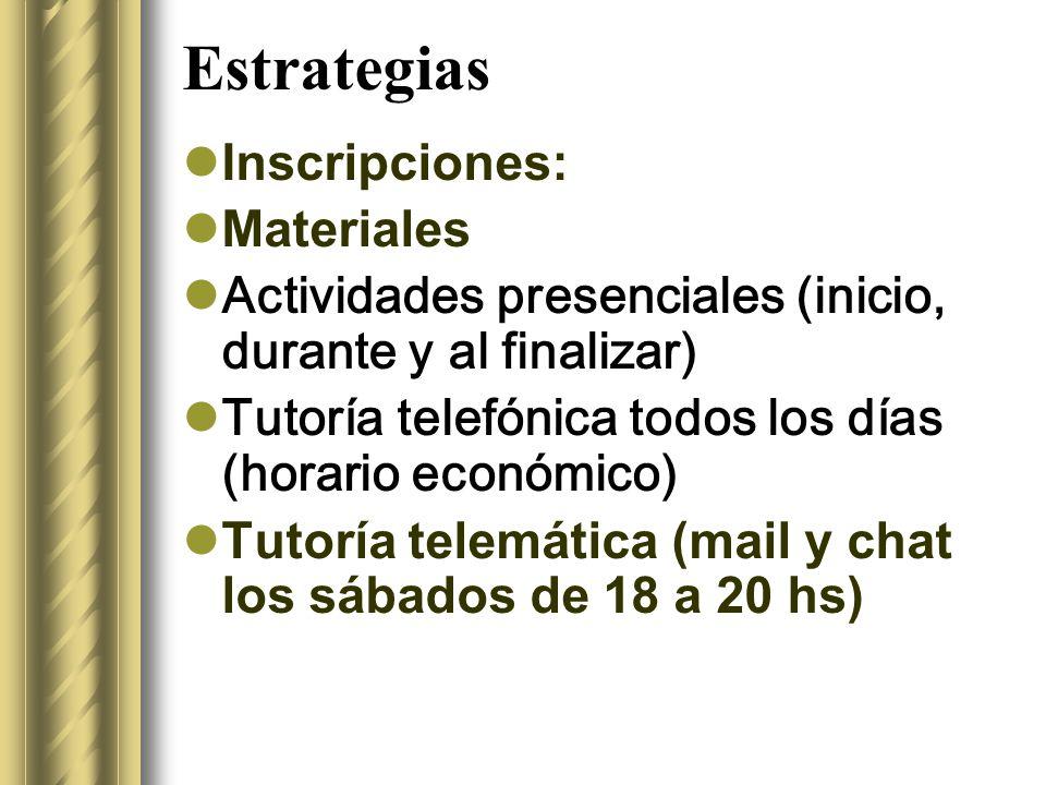 Antecedentes 2001 - Internet, un módulo mediado pedagógicamente de la materia – 80 de 120 alumnos De estos sacaron boleta 45.