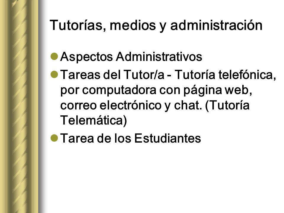 Organización Aspectos Organizacionales y de Gestión –Dpto de Informática –Dpto alumnos –Dpto EaD –Cátedra