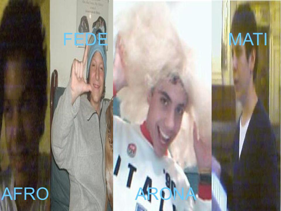 AFRO ARONA FEDE MATI