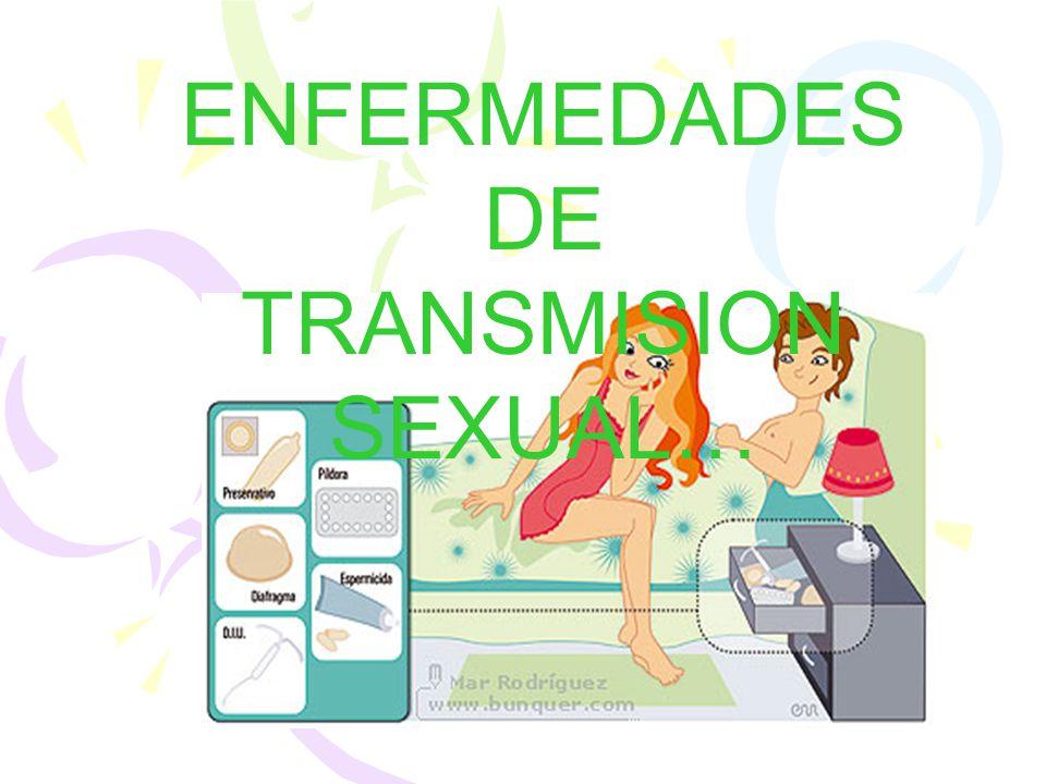 Las enfermedades de transmisión sexual (ETS) son infecciones que se adquieren por tener relaciones sexuales con alguien que esté infectado.