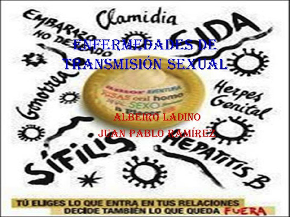 Enfermedades de transmisión sexual Albeiro ladino Juan Pablo Ramírez