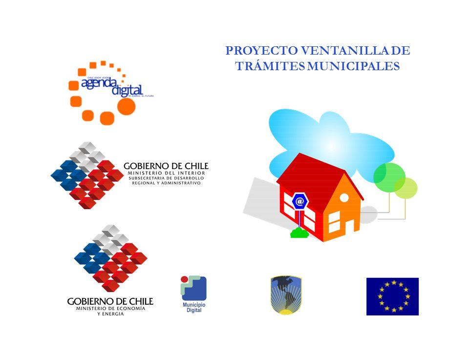 PROYECTO VENTANILLA DE TRÁMITES MUNICIPALES