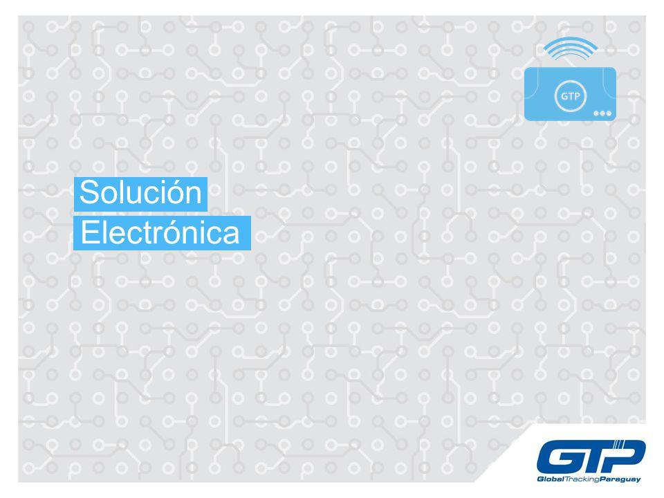 Solución Electrónica