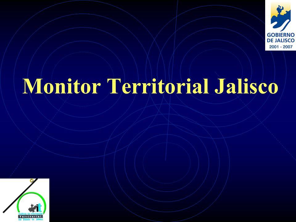 Monitor Territorial Jalisco