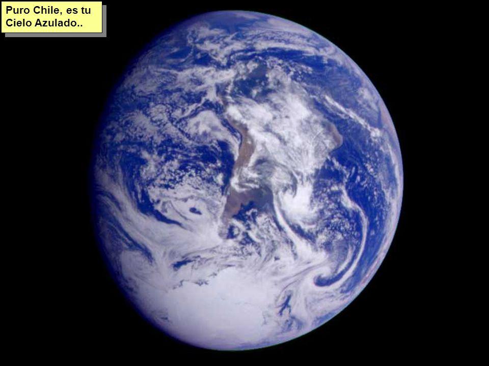 Tuesday, 7th March, 2002 IAUWG meeting, La Serena, Chile27 Puro Chile, es tu Cielo Azulado..