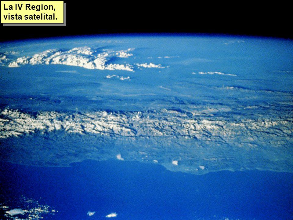 Tuesday, 7th March, 2002 IAUWG meeting, La Serena, Chile61 La IV Region, vista satelital.