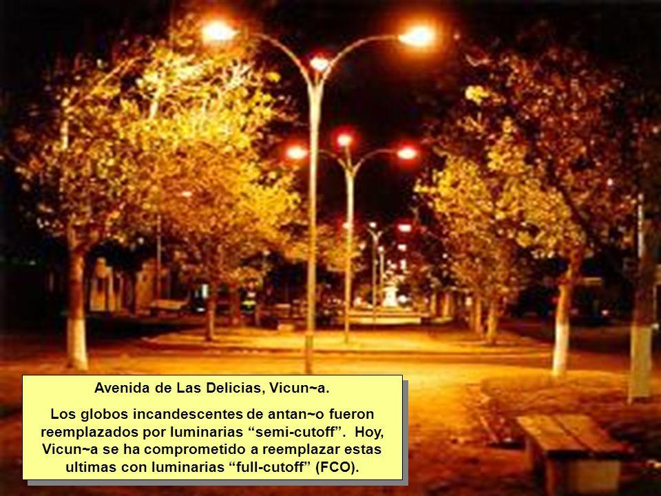 Tuesday, 7th March, 2002 IAUWG meeting, La Serena, Chile94 Avenida de Las Delicias, Vicun~a.