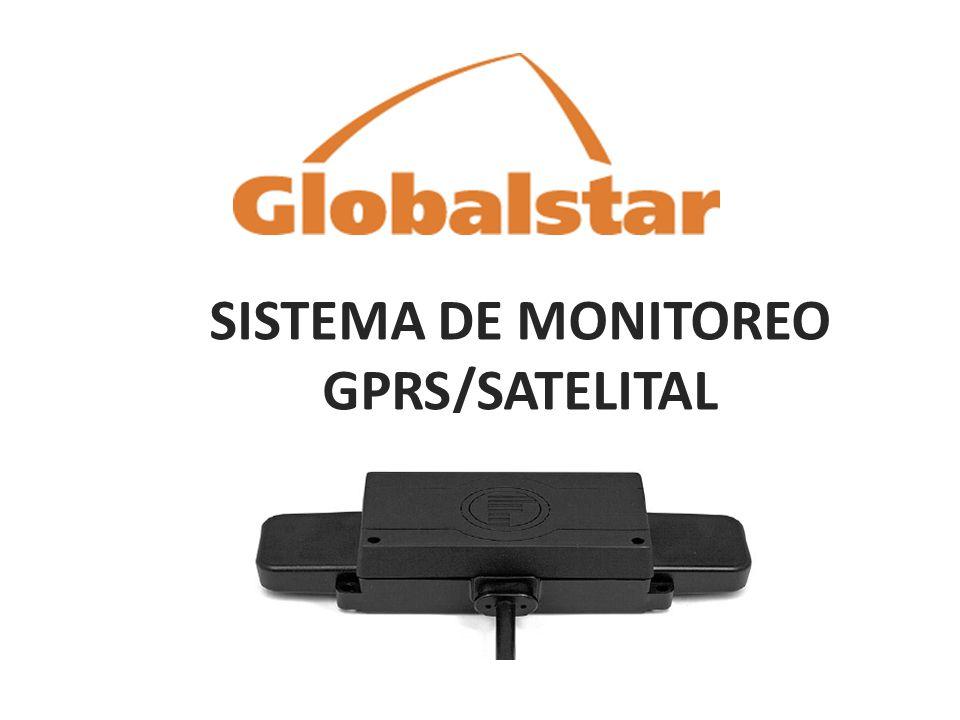 SISTEMA DE MONITOREO GPRS/SATELITAL