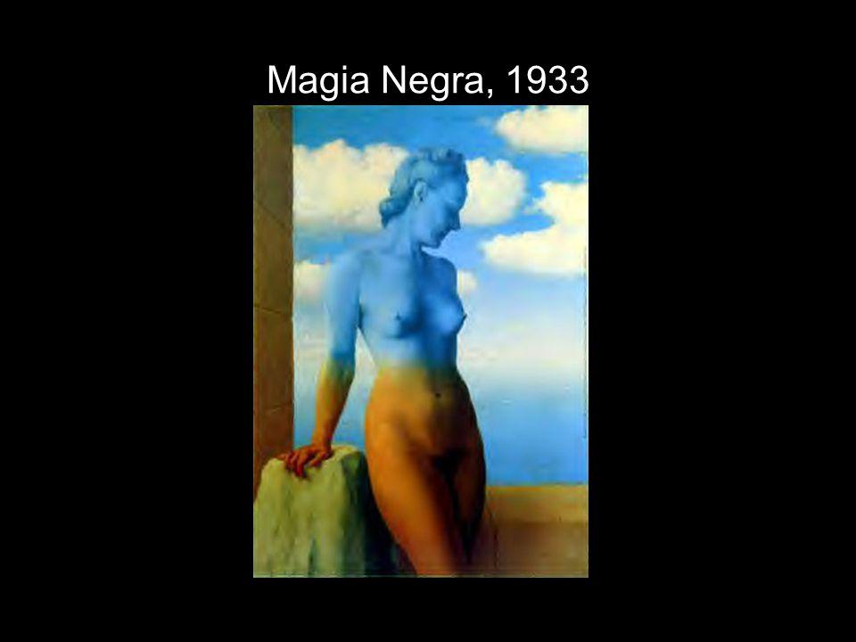 Magia Negra, 1933