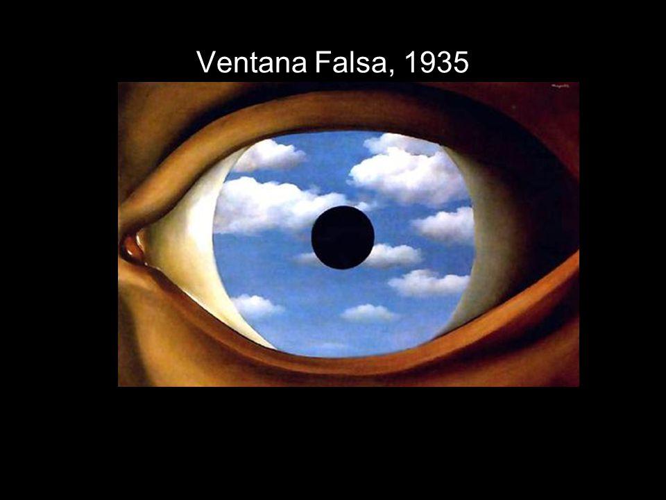 Ventana Falsa, 1935