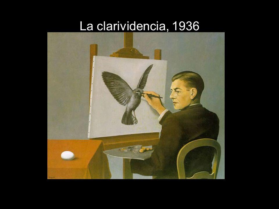 La clarividencia, 1936
