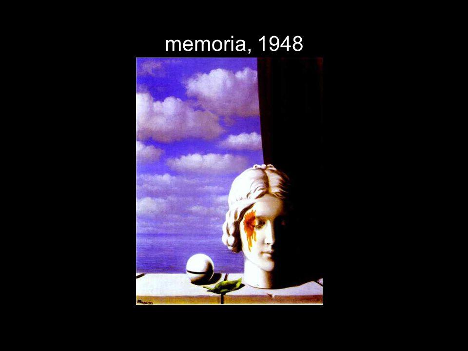 memoria, 1948