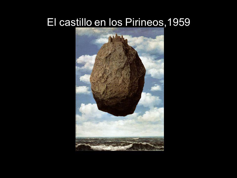 El castillo en los Pirineos,1959