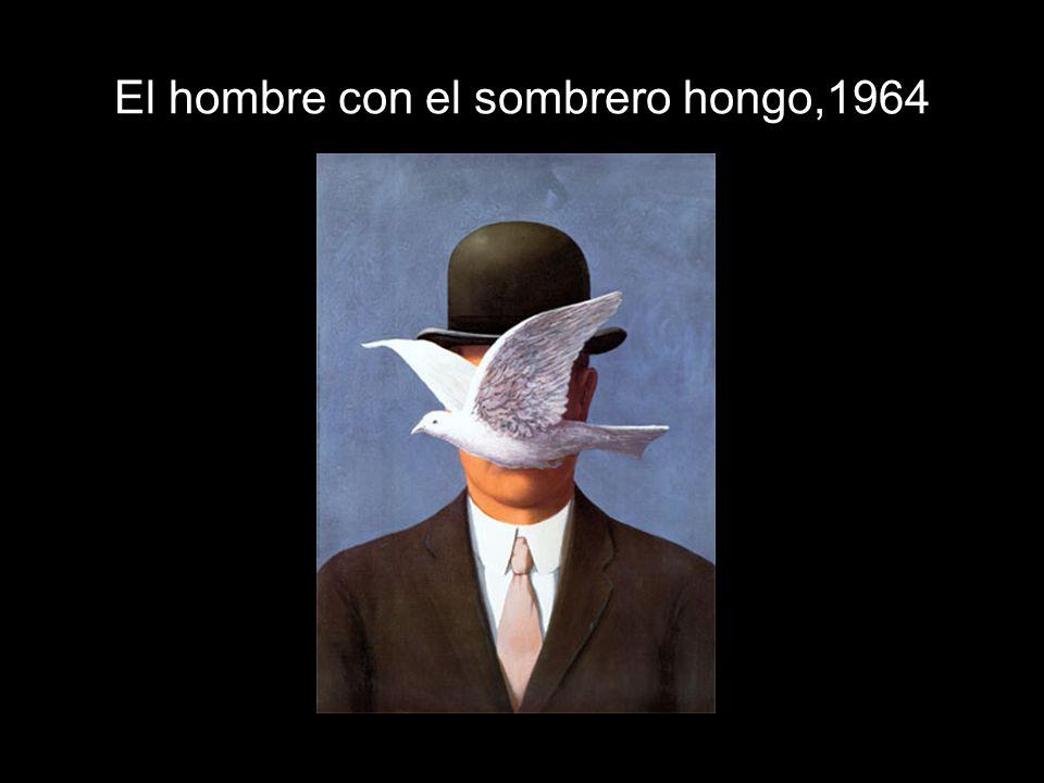 El hombre con el sombrero hongo,1964