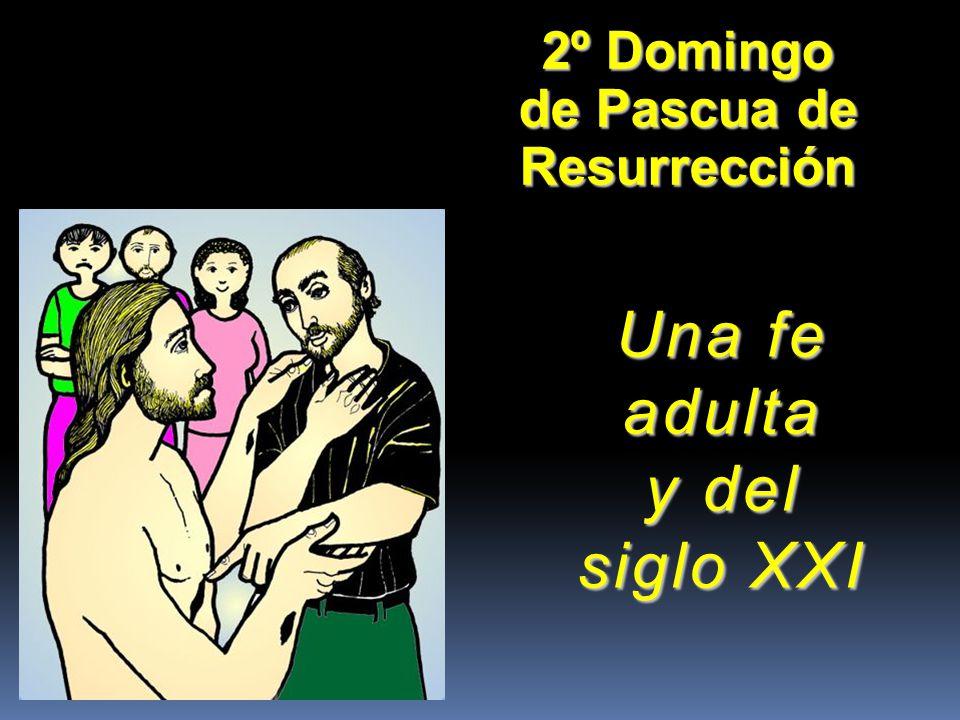 2º Domingo de Pascua de Resurrección