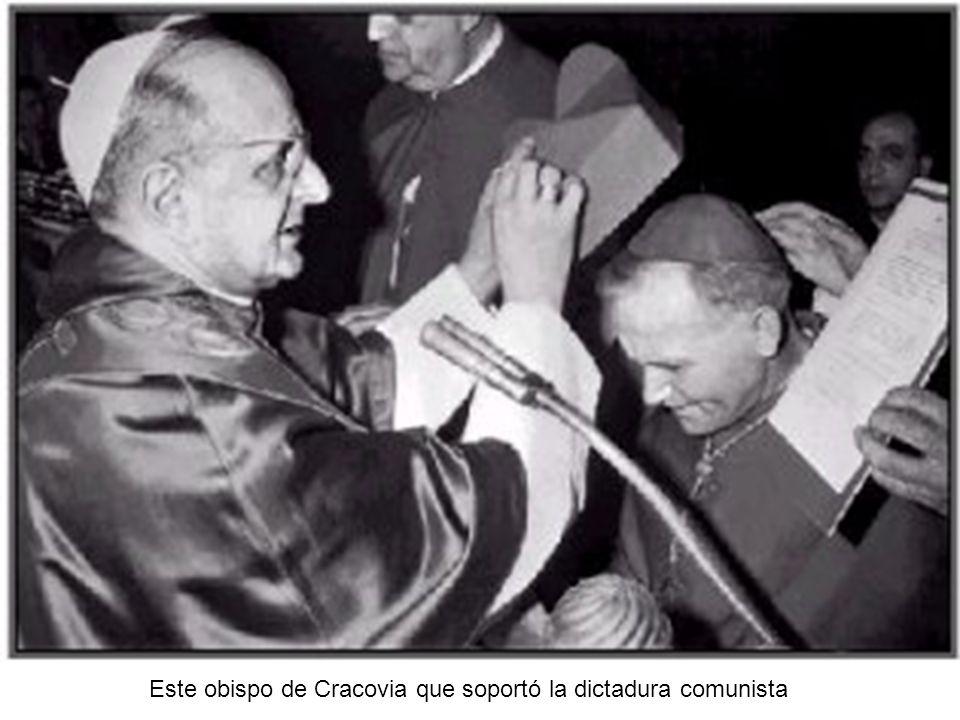 Este obispo de Cracovia que soportó la dictadura comunista