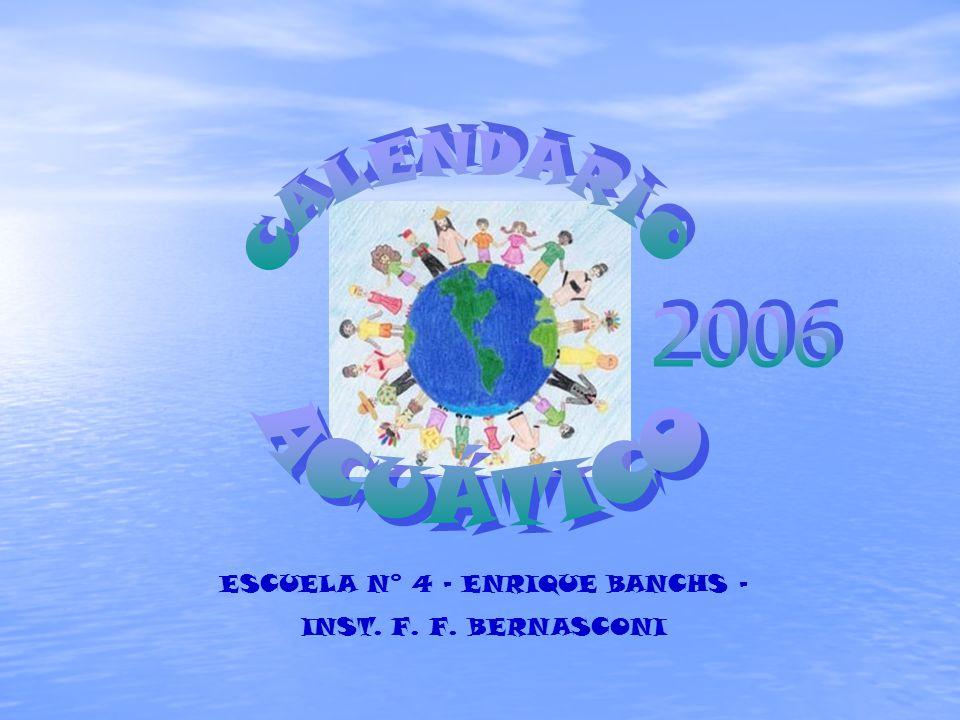 ESCUELA N° 4 – ENRIQUE BANCHS – INST. F. F. BERNASCONI