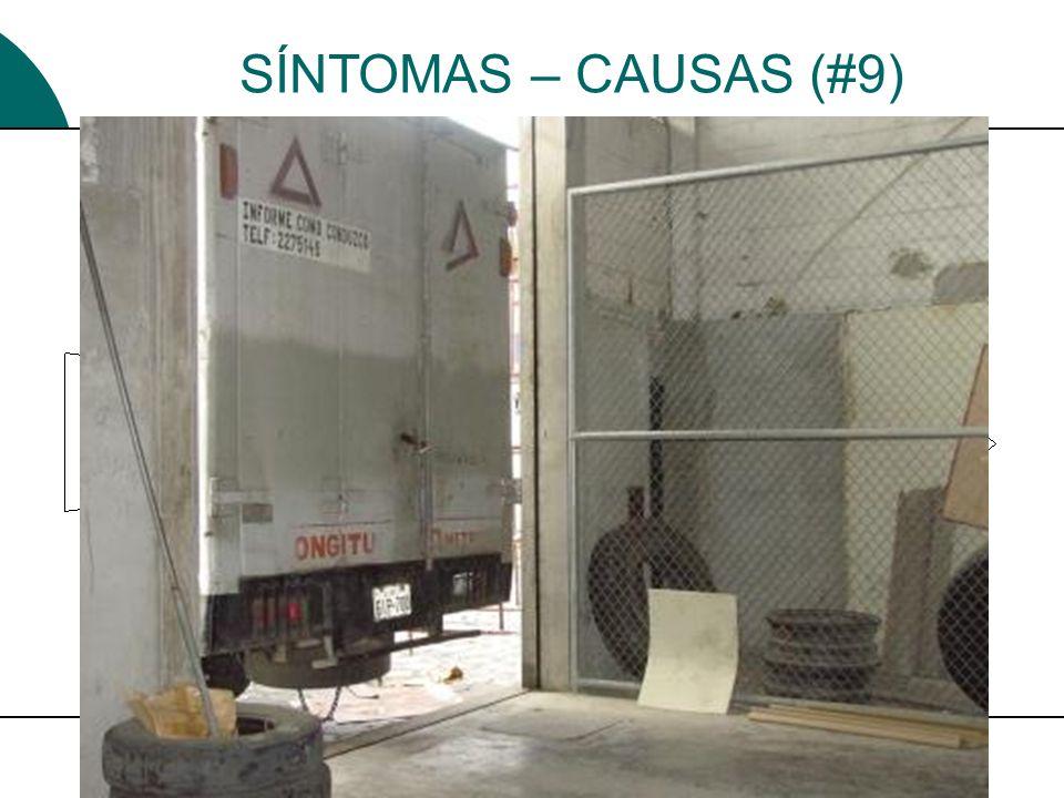 SÍNTOMAS – CAUSAS (#9)