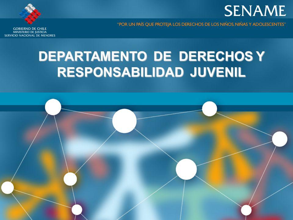 DEPARTAMENTO DE DERECHOS Y RESPONSABILIDAD JUVENIL