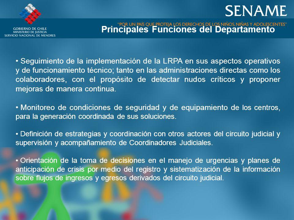 Seguimiento de la implementación de la LRPA en sus aspectos operativos y de funcionamiento técnico; tanto en las administraciones directas como los colaboradores, con el propósito de detectar nudos críticos y proponer mejoras de manera continua.