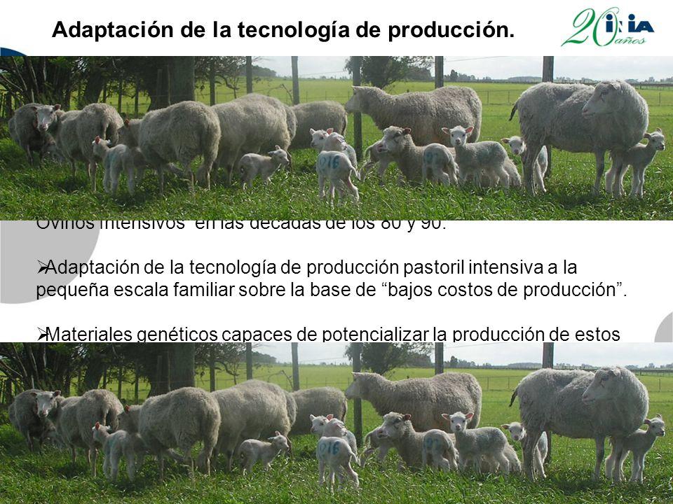 Propuesta tecnológica sencilla y de adopción gradual .