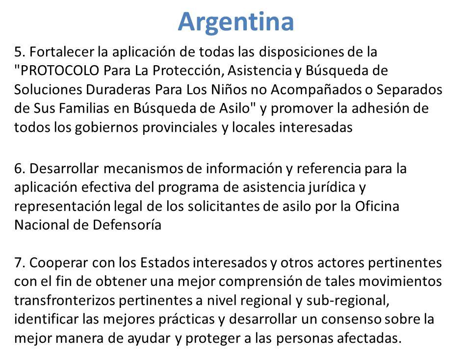 Argentina 5.
