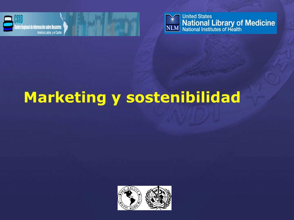 Marketing y sostenibilidad