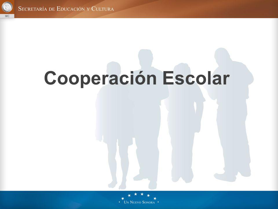 Cooperación Escolar