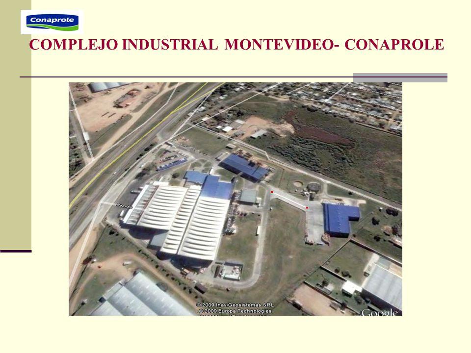 COMPLEJO INDUSTRIAL MONTEVIDEO- CONAPROLE