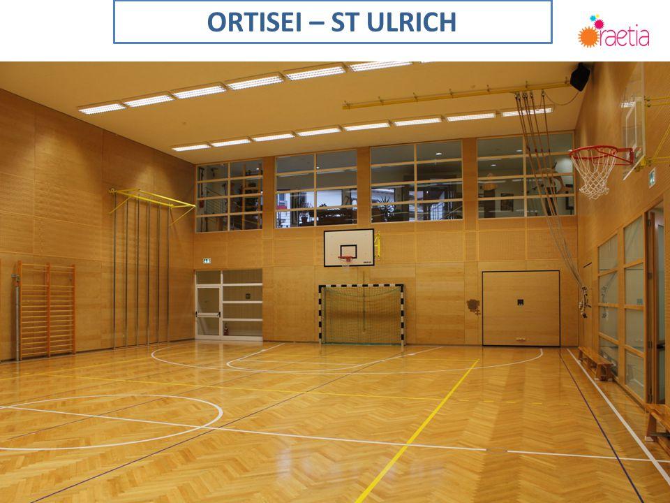 ORTISEI – ST ULRICH