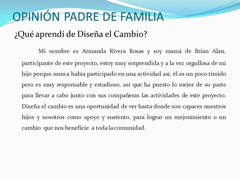 PARTICIPANTES Y BENEFICIADOS 1 directivo 12 docentes de grupo 2 promotores 350 alumnos Padres de familia de los alumnos de la institución