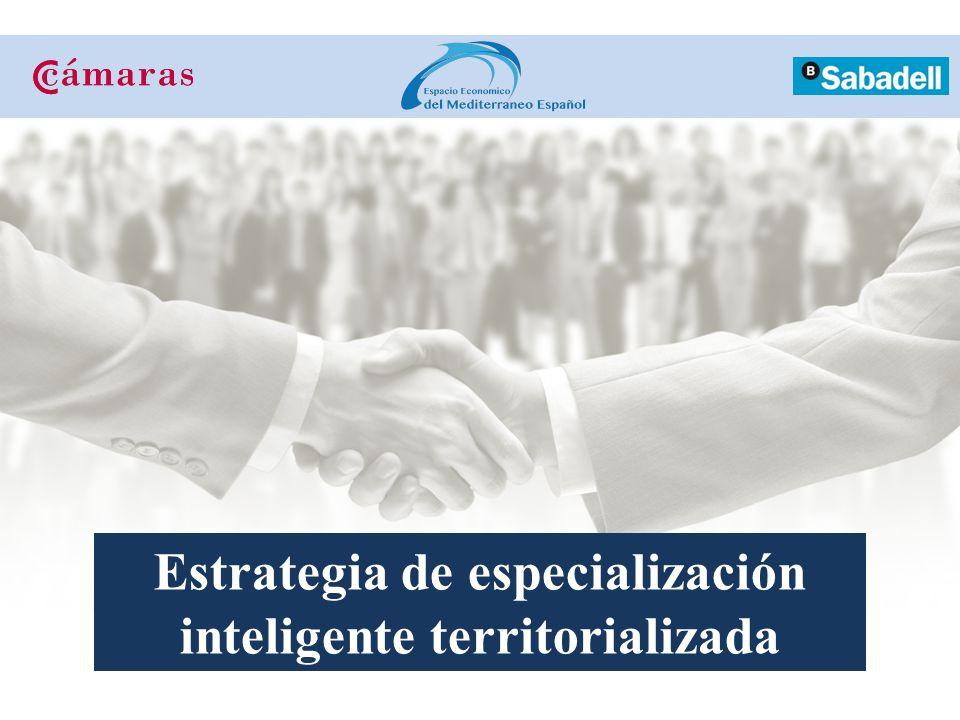 Estrategia de especialización inteligente territorializada