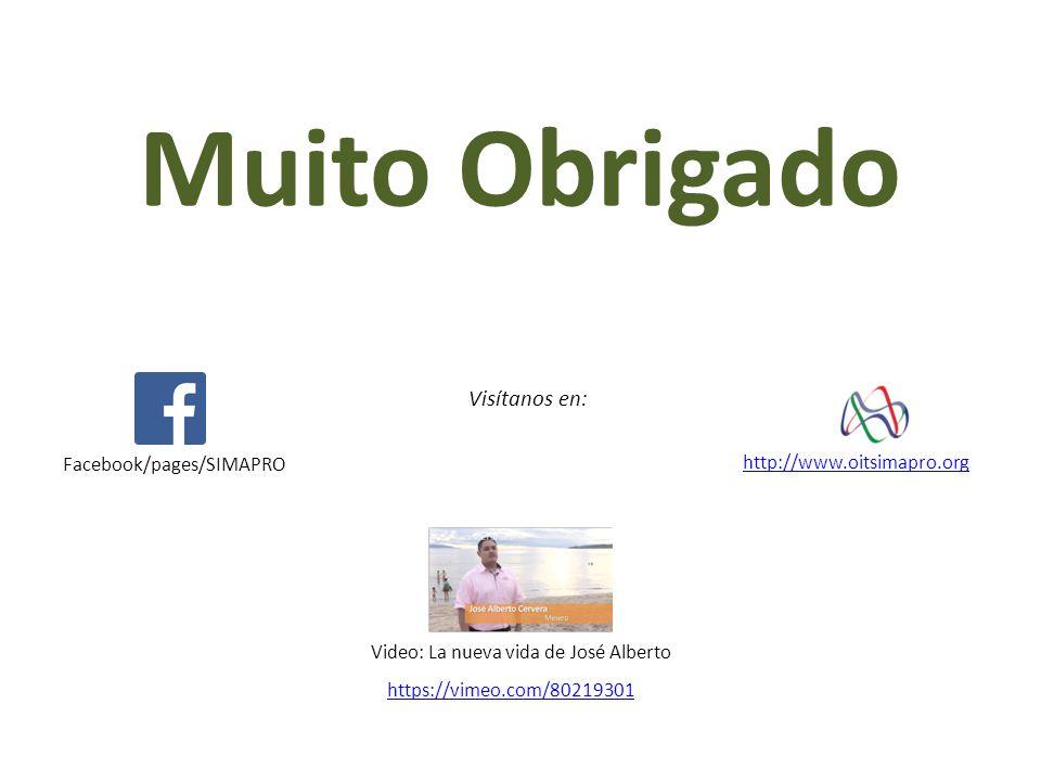 Facebook/pages/SIMAPRO Video: La nueva vida de José Alberto Muito Obrigado http://www.oitsimapro.org Visítanos en: https://vimeo.com/80219301