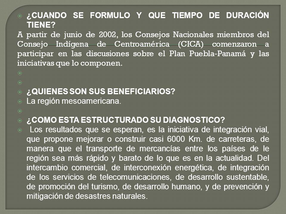  ¿QUIEN LO ELABORA.  Vicente Fox Quesada ¿QUE PARTES LO INTEGRAN.
