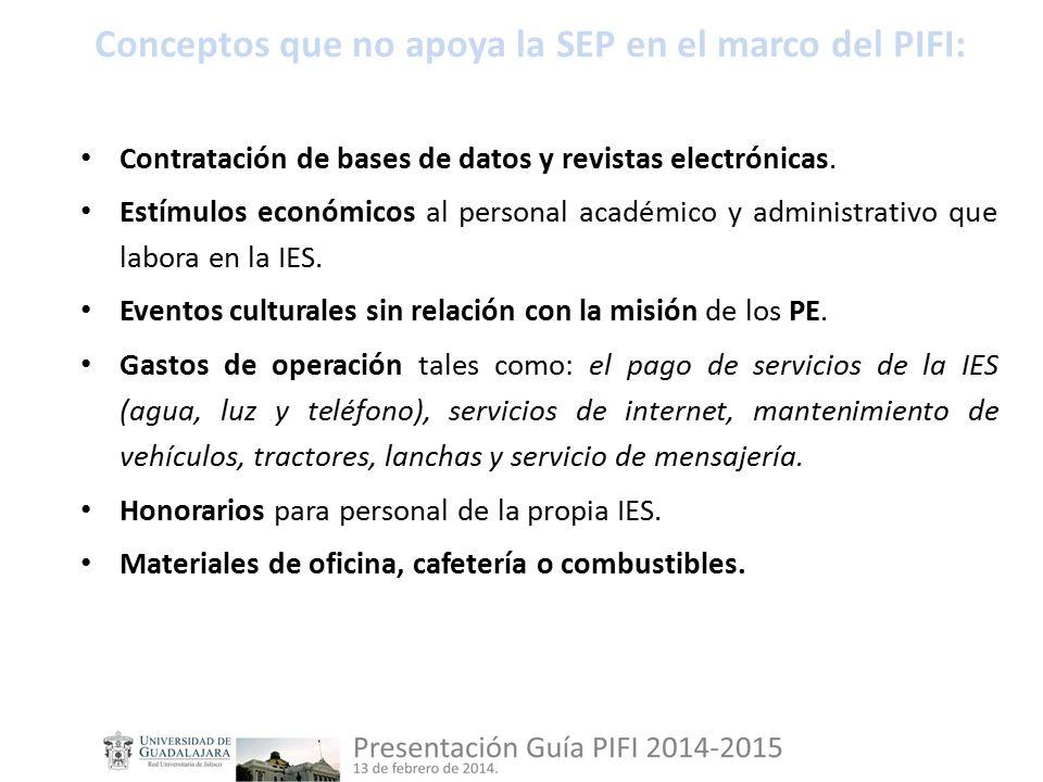 Contratación de bases de datos y revistas electrónicas.