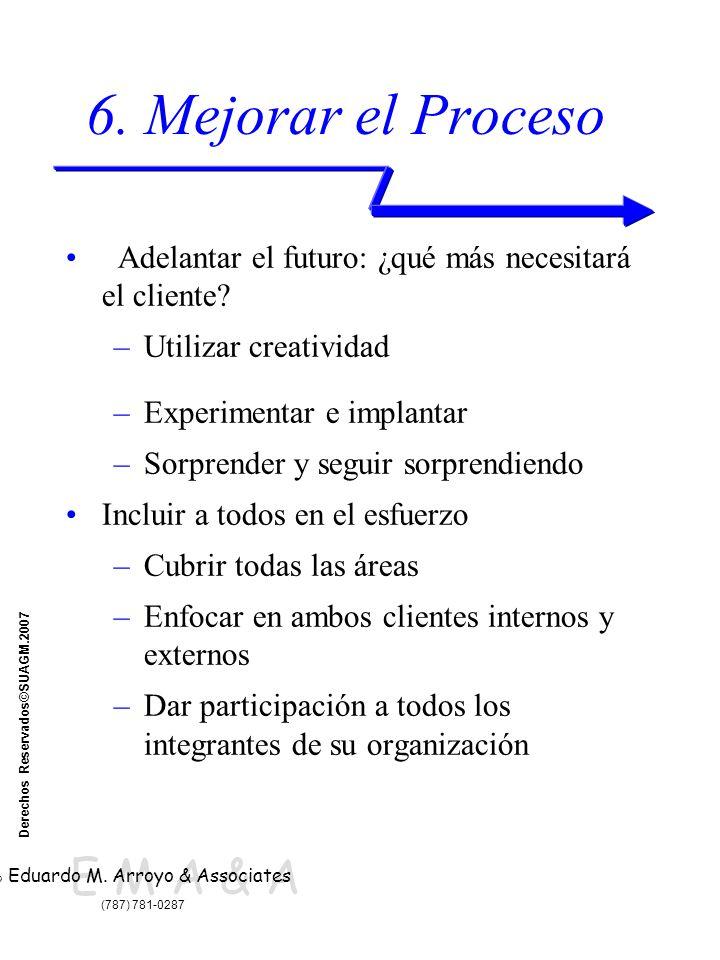E M A & A © Eduardo M. Arroyo & Associates (787) 781-0287 Derechos Reservados©SUAGM.2007 6.