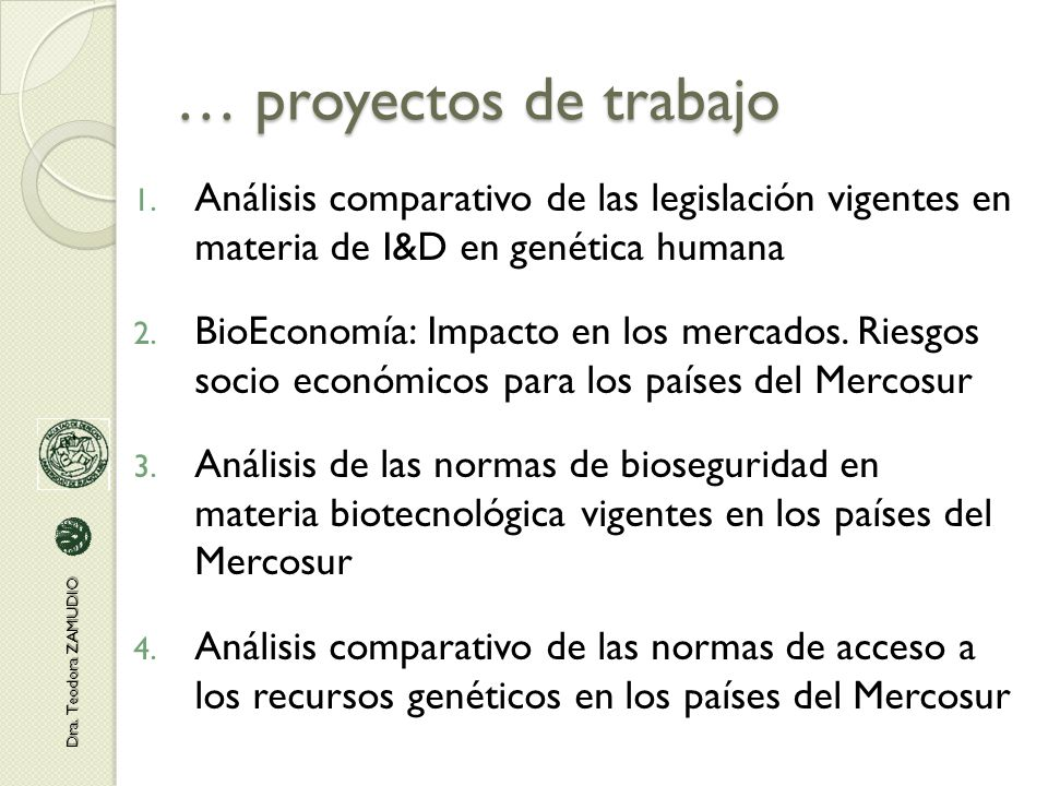 … proyectos de trabajo 1.