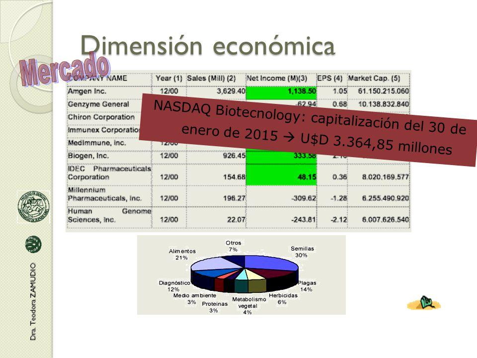 Dimensión económica Dra.