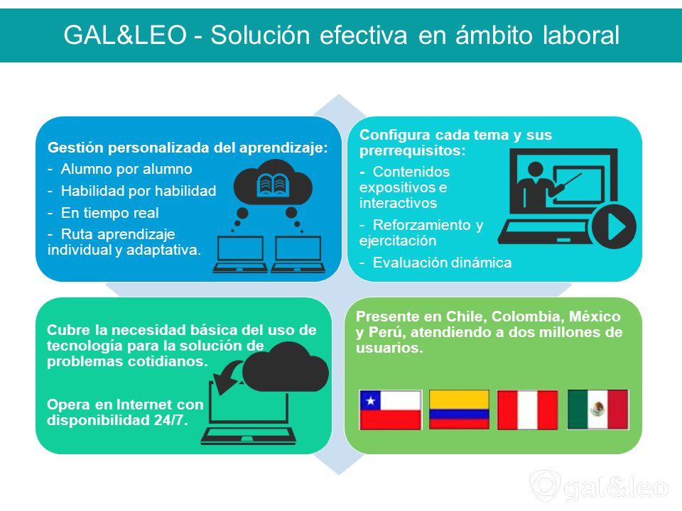 GAL&LEO - Solución efectiva en ámbito laboral