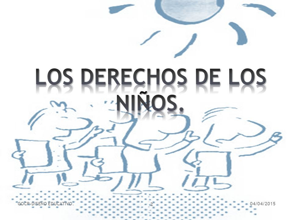 04/04/2015GOCP-DISEÑO EDUCATIVO. 2