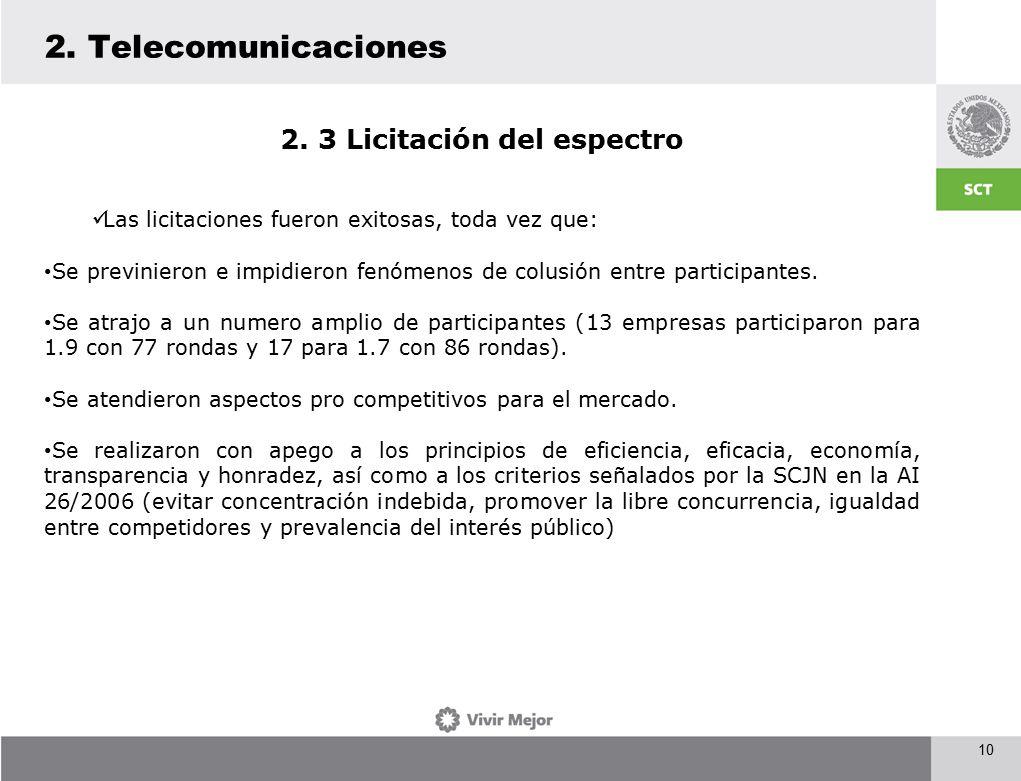 10 2. Telecomunicaciones 2.