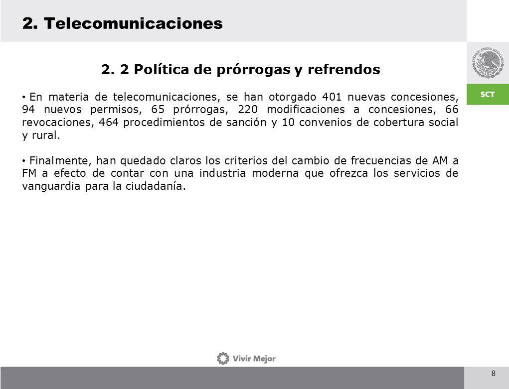 8 2. Telecomunicaciones 2.